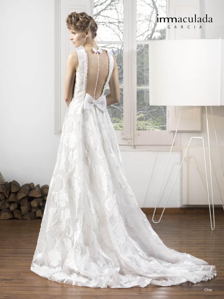 Chie - ženské a zmyselné svadobné šaty