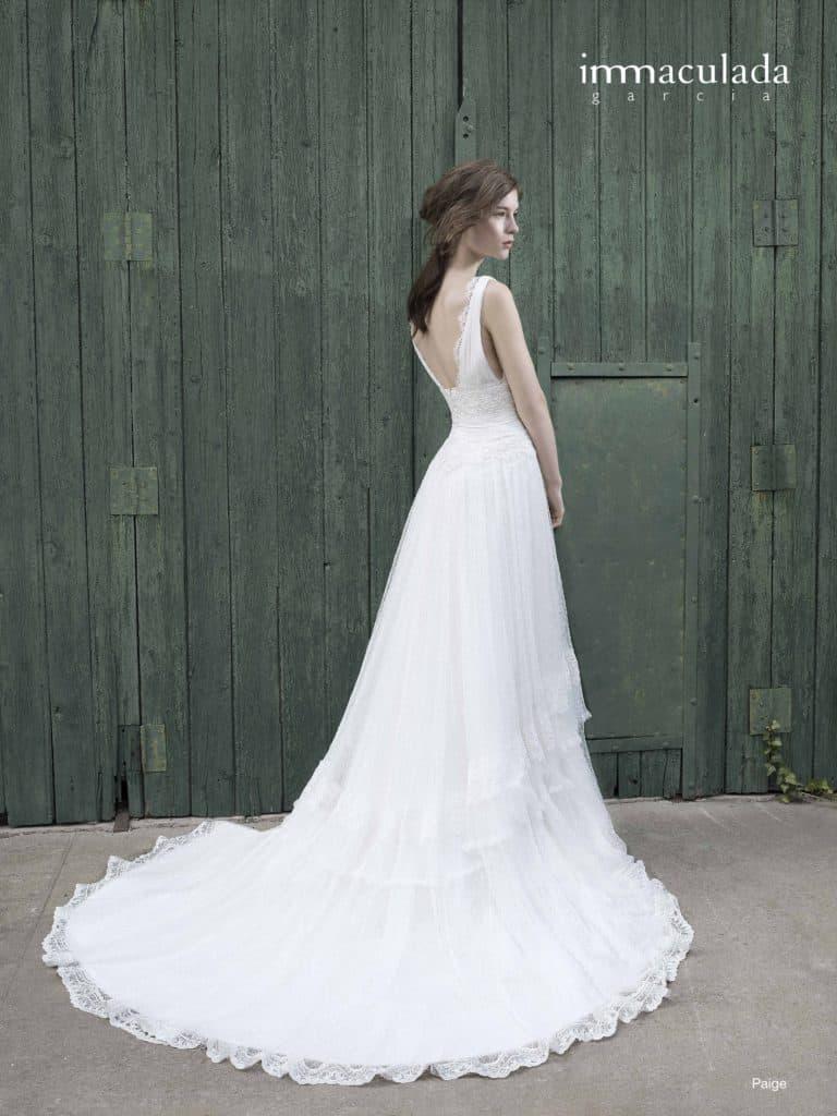 Paige - ženské a zmyselné svadobné šaty