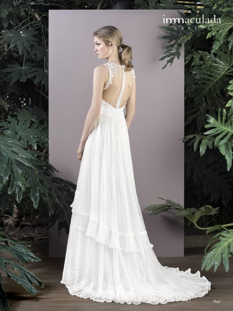Ruri - ženské a zmyselné svadobné šaty