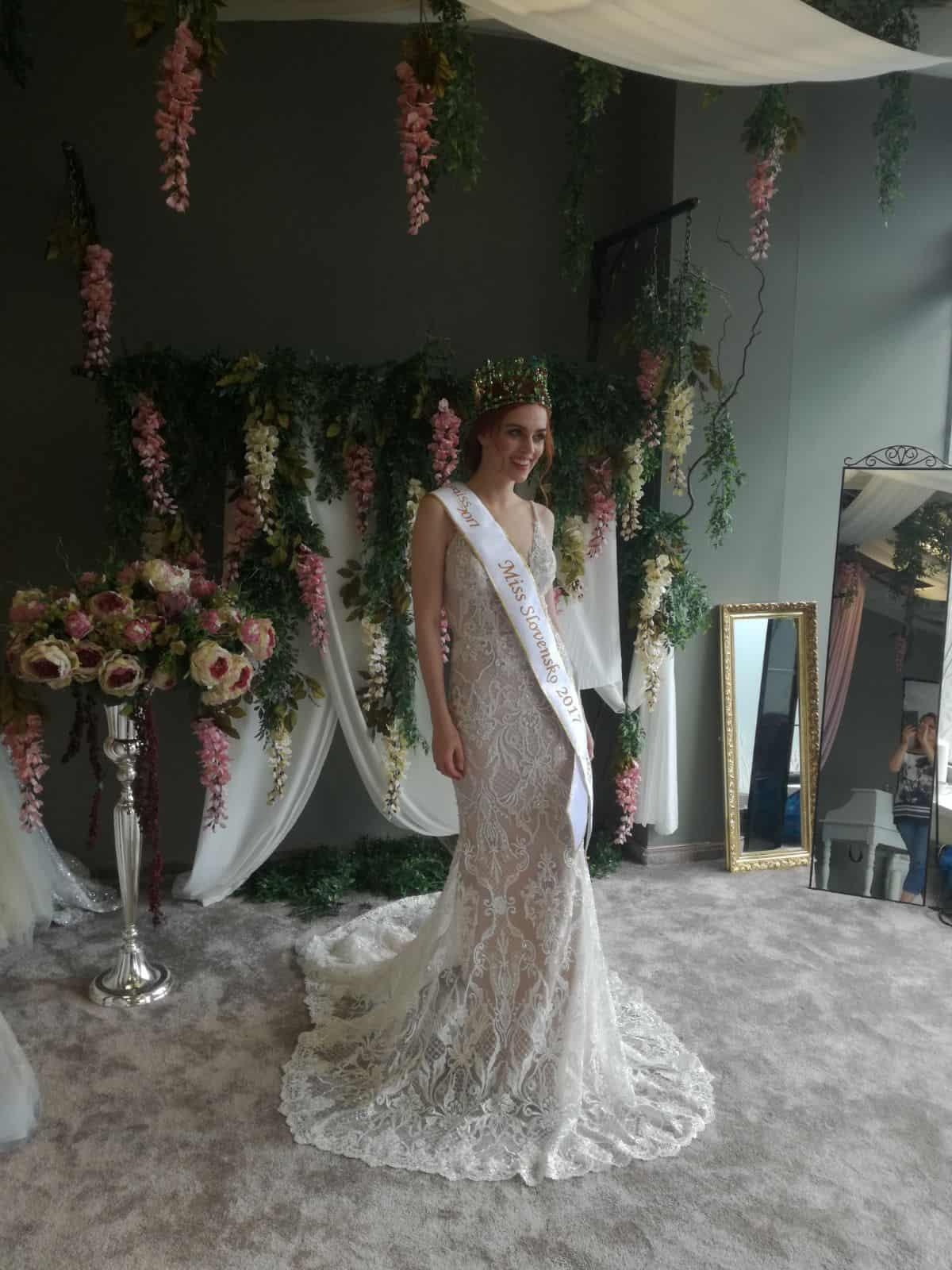 Hanka Zavodna Miss Slovensko 2017