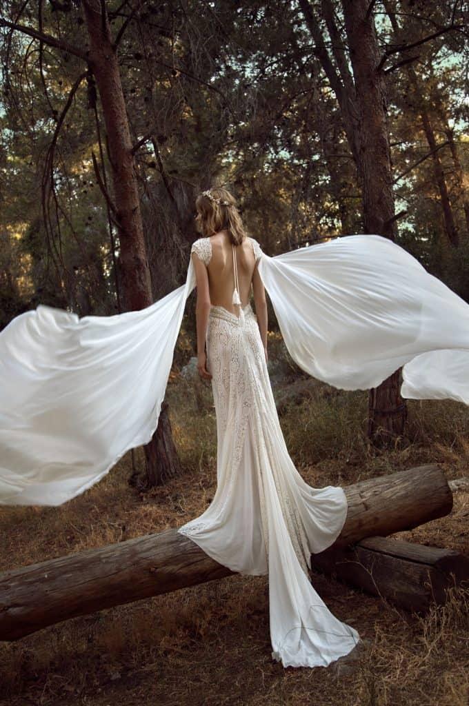 Gala 906 - Haute Couture svadobné šaty