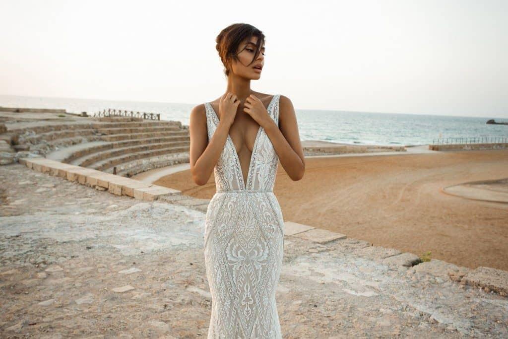 Gala 802 - Haute Couture svadobné šaty