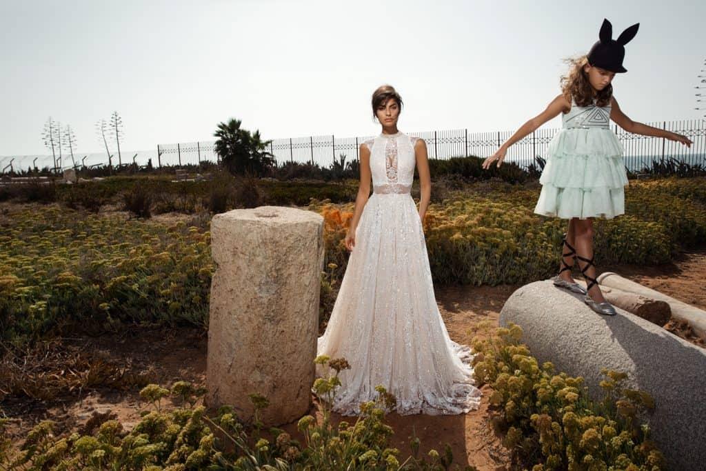 Gala 803 - Haute Couture svadobné šaty