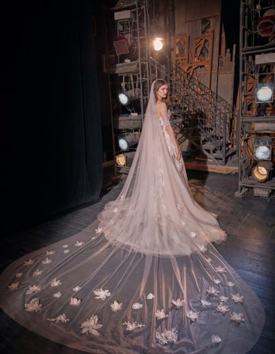 Galia Lahav - Make a Scene - Look 10 - Kaila Veil