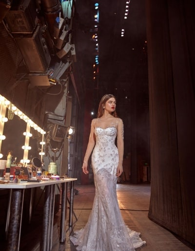 Galia Lahav - Make a Scene - Look 11 - Brenna [F]