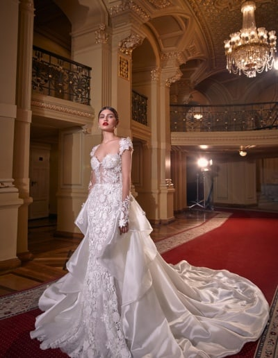 Galia Lahav - Make a Scene - Look 01 - Lindsay [F]
