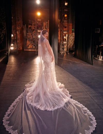 Galia Lahav - Make a Scene - Look 05 - Martha Veil