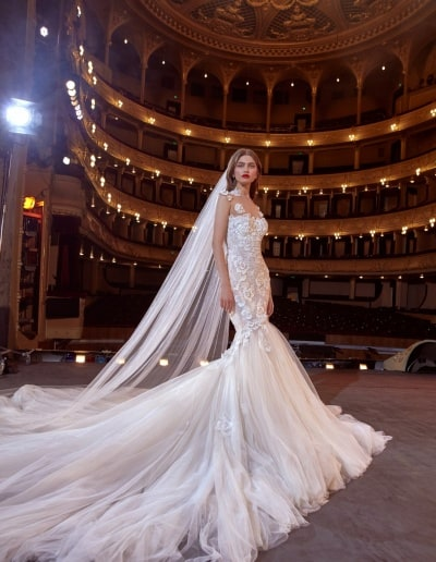 Galia Lahav - Make a Scene - Look 06 - Michelle [S]