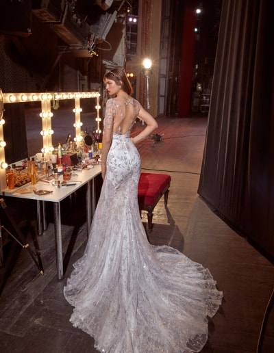 Galia Lahav - Make a Scene - Look 11 - Brenna [B]