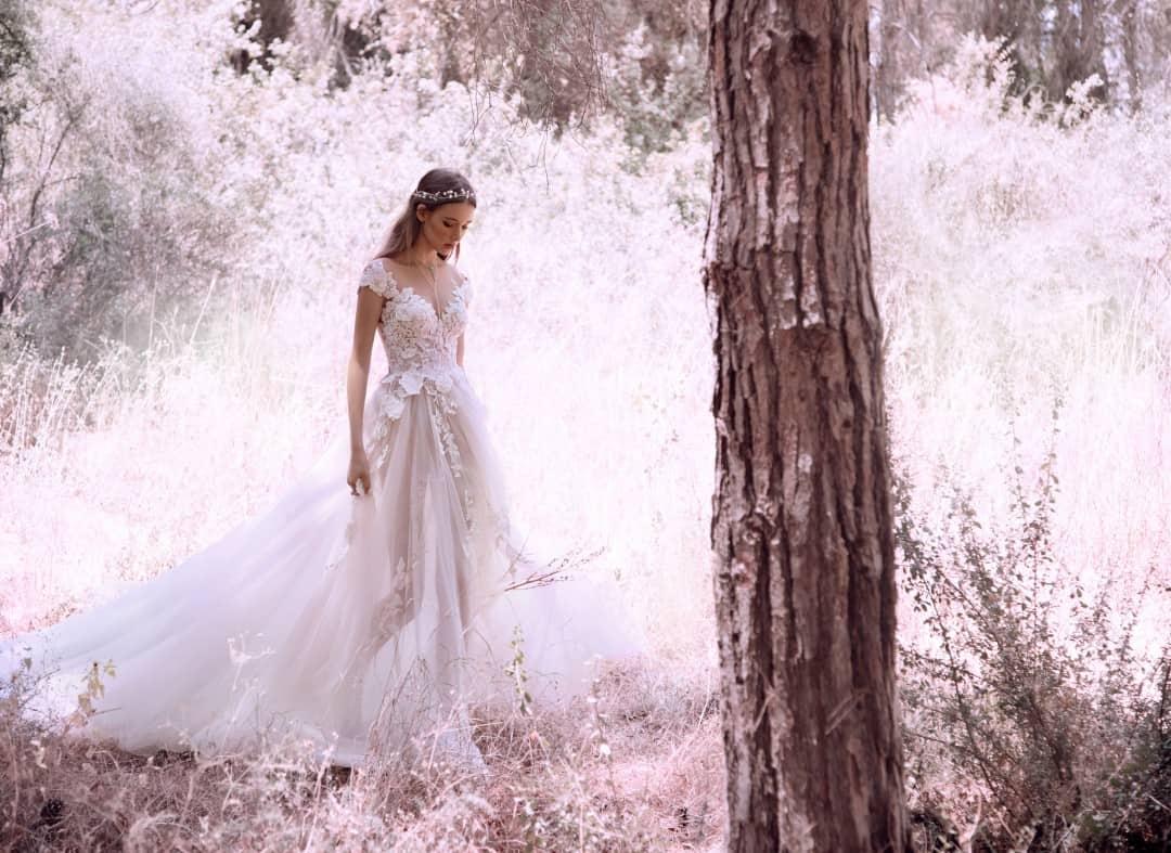 Haute Couture Wedding Dresses - 902_front