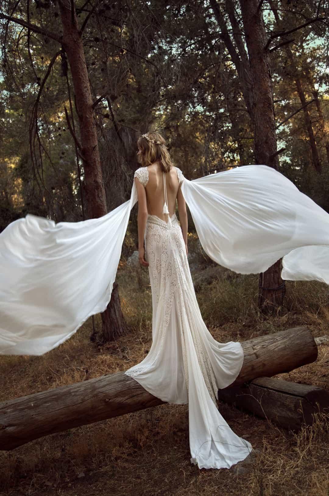 Haute Couture Wedding Dresses - 906_back