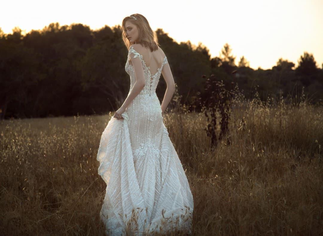 Haute Couture Wedding Dresses - 909_back