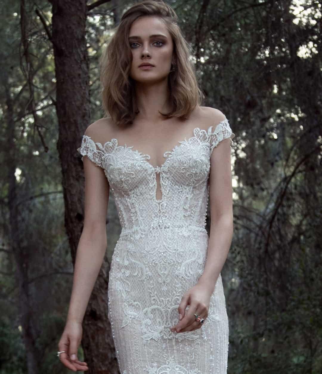 Haute Couture Wedding Dresses - 909_front_mediumshot