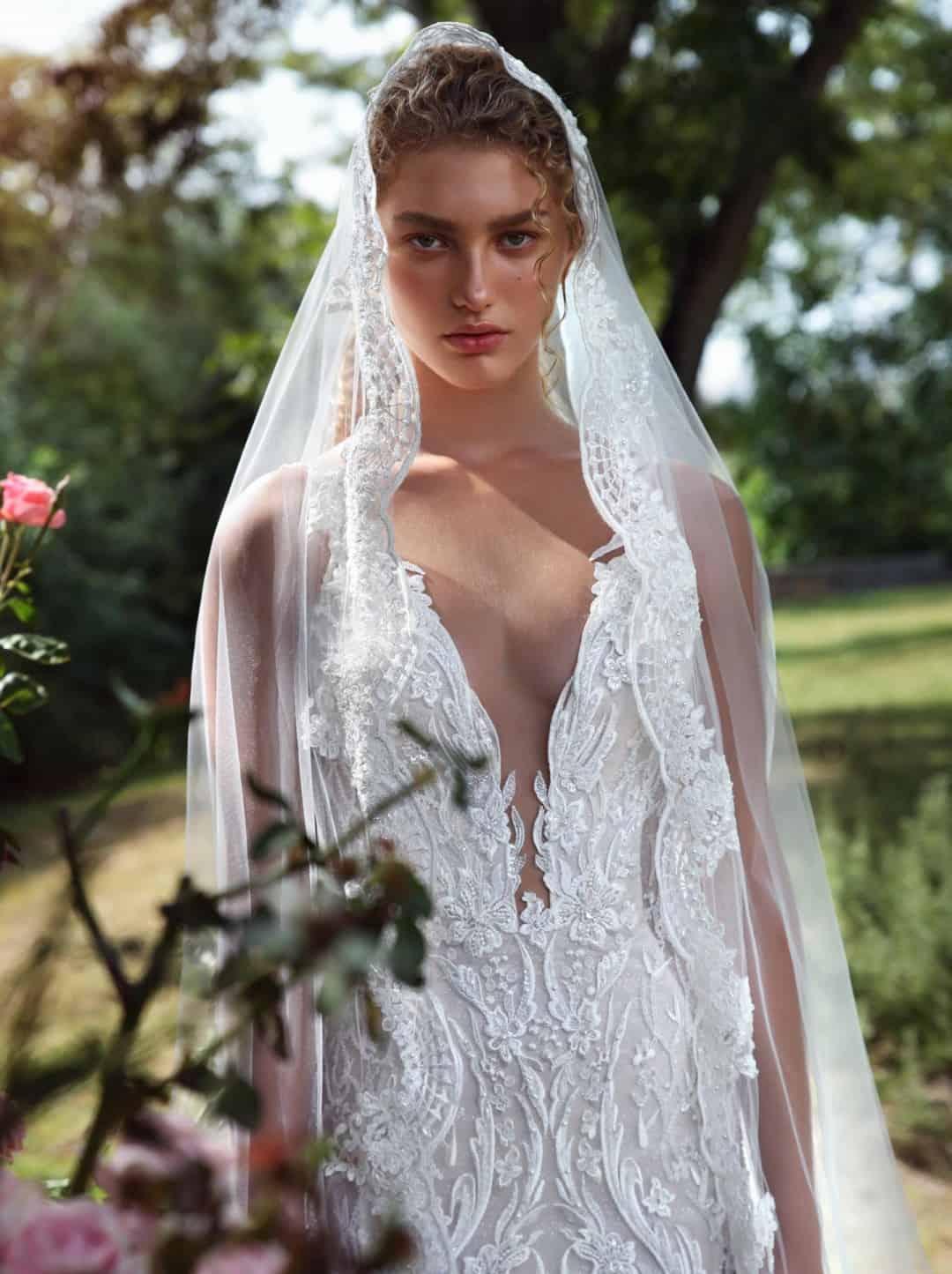 Haute Couture Wedding Dresses - G-207-front-medium