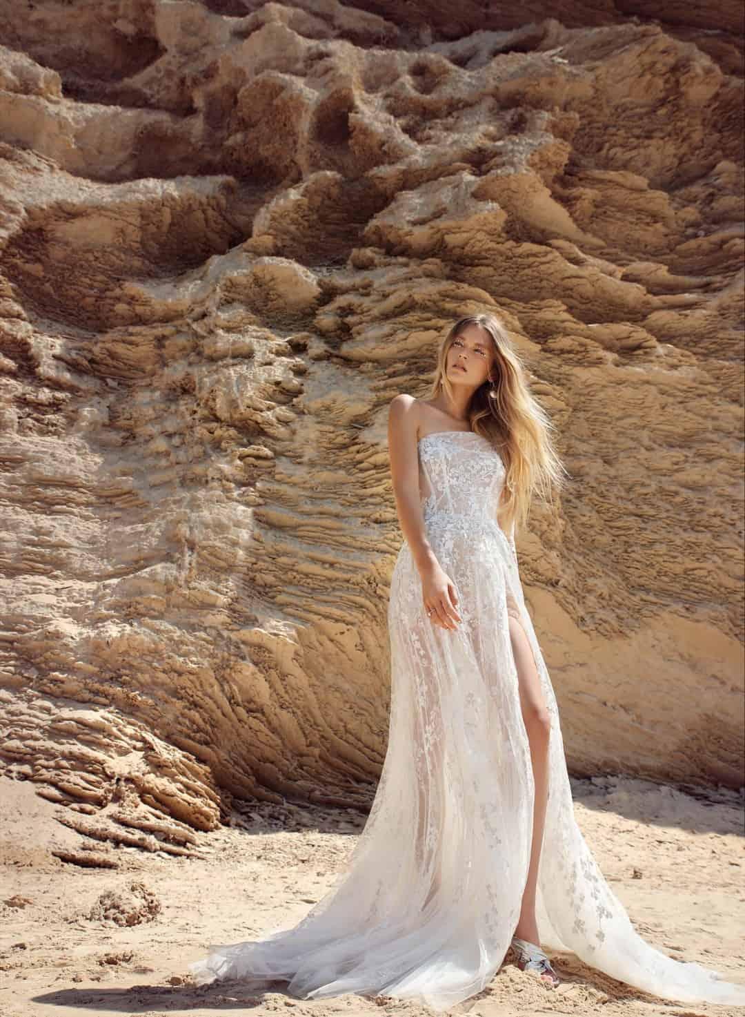 Haute Couture Wedding Dresses - G-407