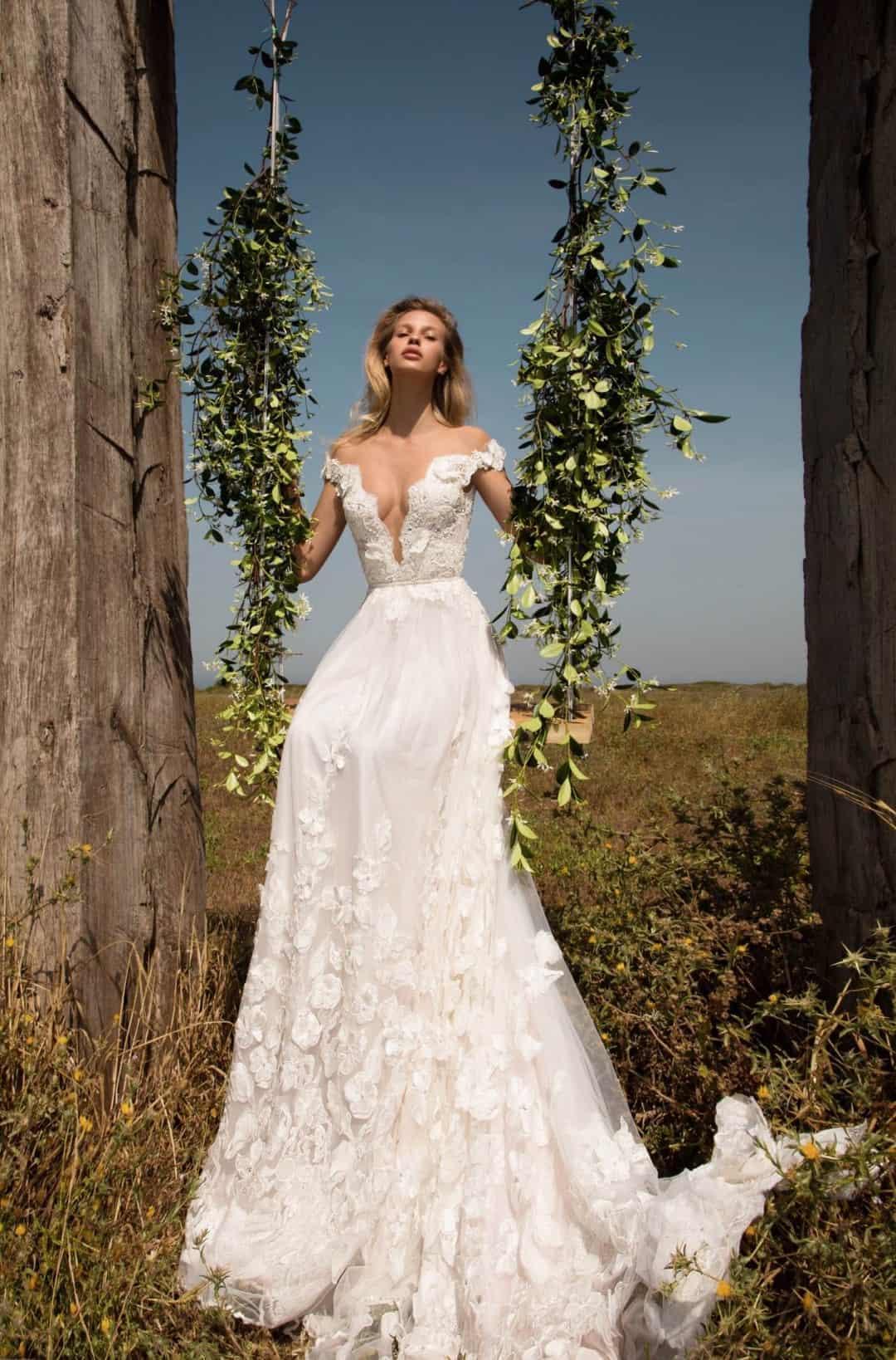 Haute Couture Wedding Dresses - GALA-710-7