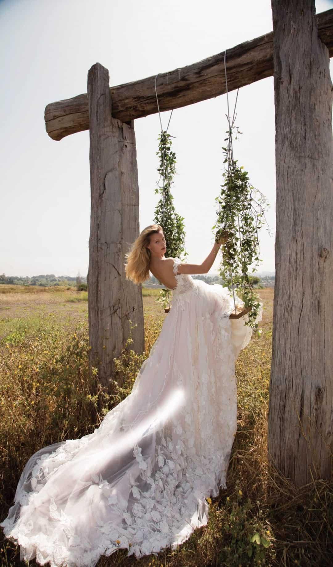 Haute Couture Wedding Dresses - GALA-710-8