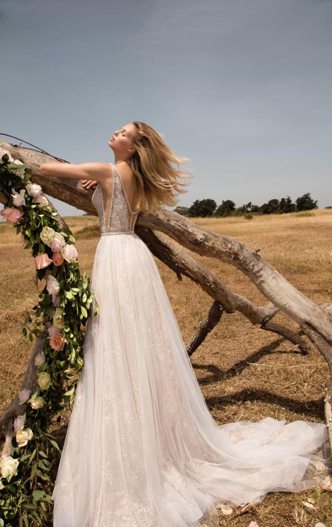 Haute Couture Wedding Dresses - GALA-711-2