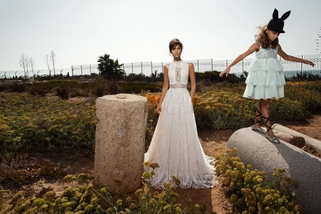 Haute Couture Wedding Dresses - GALA_803_Front