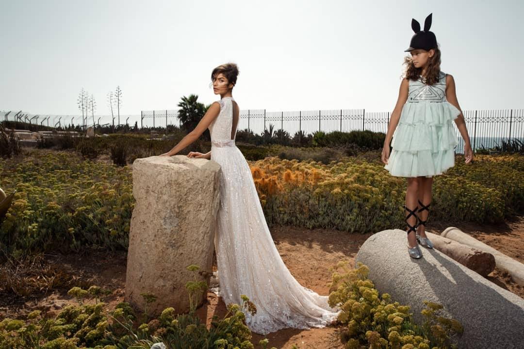 Haute Couture Wedding Dresses - GALA_803_Side