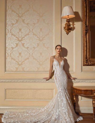 Galia Lahav Couture - Dancing Queen - Carla-Front