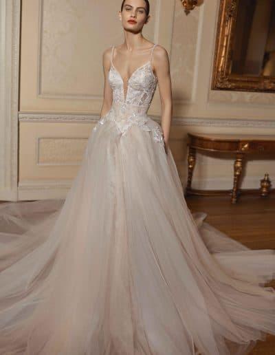 Galia Lahav Couture - Dancing Queen - Carla-w-Skirt