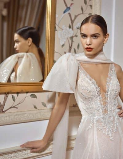 Galia Lahav Couture - Dancing Queen - Celeste-M