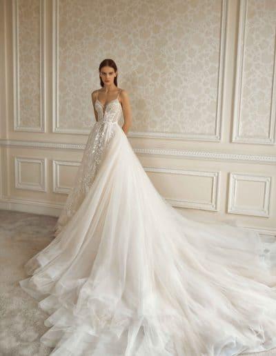 Galia Lahav Couture - Dancing Queen - Pavlova-Front
