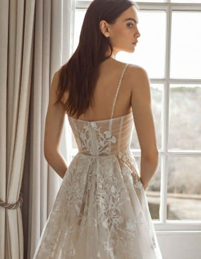 Galia Lahav Couture - Dancing Queen - Pavlova-M-B