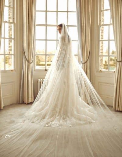 Galia Lahav Couture - Dancing Queen - Sabrina-Veil