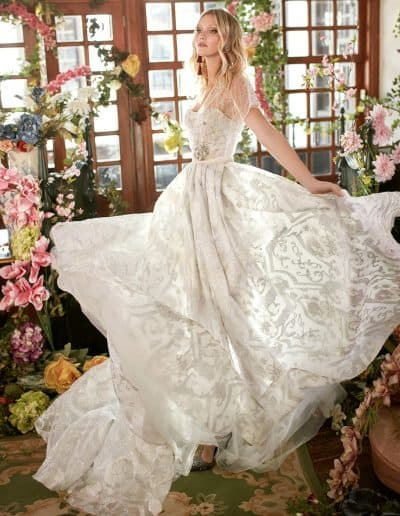 Galia Lahav Couture - Folrence by Night - Butterkiss front