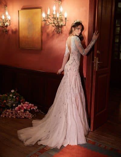 Galia Lahav Couture - Folrence by Night - Emrys back