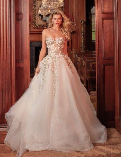Galia Lahav Couture - Queen of Hearts - Aelin-F
