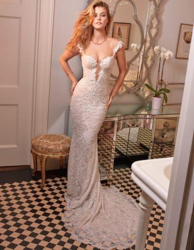 Galia Lahav Couture - Queen of Hearts - Harlow-F
