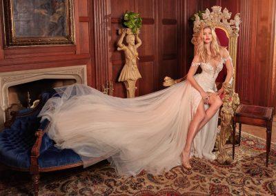 Galia Lahav Couture - Queen of Hearts - Mareligh-F2
