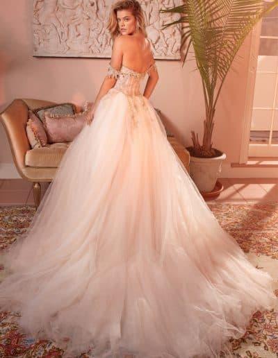Galia Lahav Couture - Queen of Hearts - Mia-B