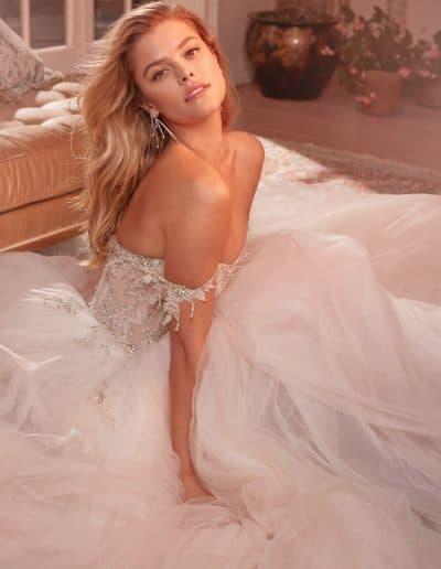 Galia Lahav Couture - Queen of Hearts - Mia-Z