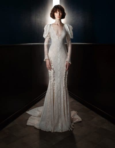 Galia Lahav Couture - Victorian Affinity - Charlie Front