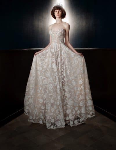 Galia Lahav Couture - Victorian Affinity - Georgia Front2