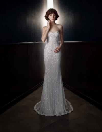 Galia Lahav Couture - Victorian Affinity - Inez Front