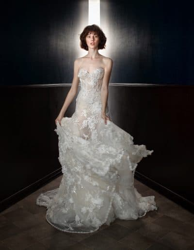 Galia Lahav Couture - Victorian Affinity - Laura Front