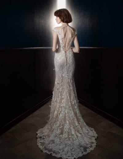 Galia Lahav Couture - Victorian Affinity - Lia Back2