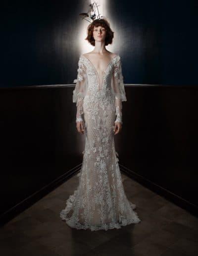 Galia Lahav Couture - Victorian Affinity - Lia Front1