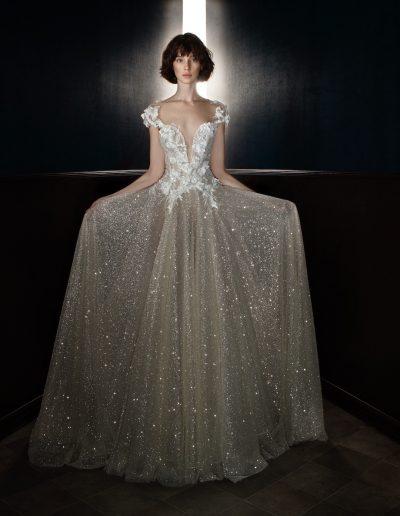 Galia Lahav Couture - Victorian Affinity - Liliya Front1