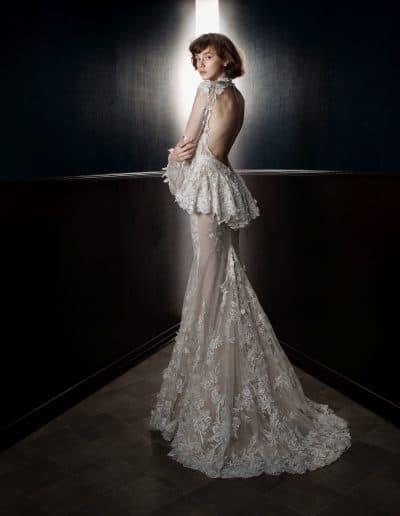 Galia Lahav Couture - Victorian Affinity - Tesla Front2