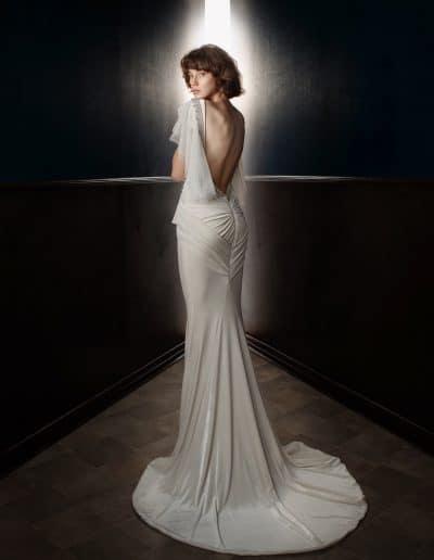 Galia Lahav Couture - Victorian Affinity - Velvet Back