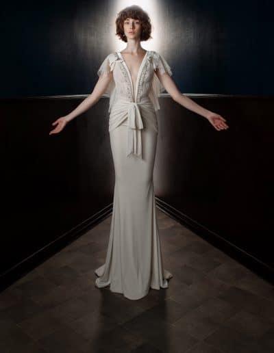 Galia Lahav Couture - Victorian Affinity - Velvet Front