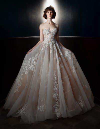 Galia Lahav Couture - Victorian AffinityAlma Front