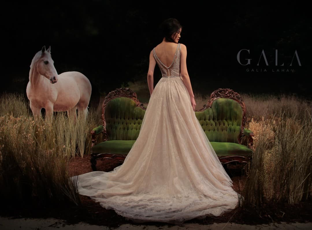 Haute Couture Brautkleider - GALA-711-14