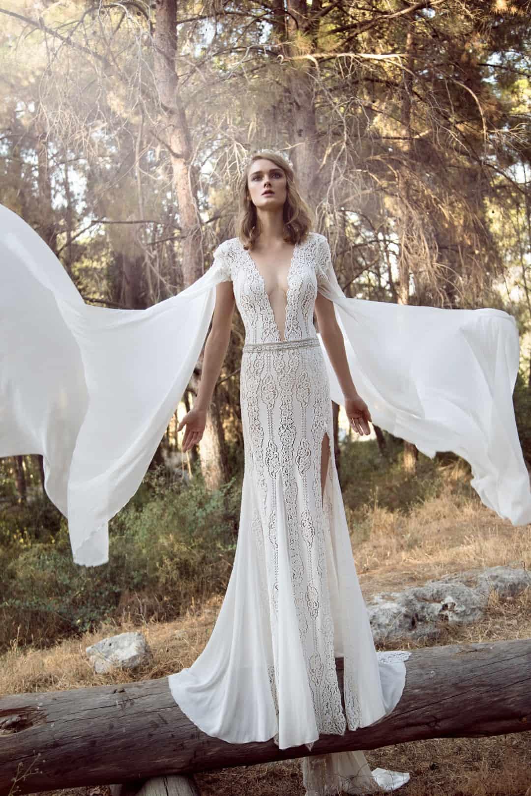 Haute Couture esküvöi ruhák - 906_front